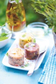 Säkra sommarens fest med frysta matnyheter
