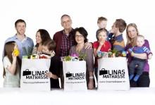 Nyheter för stora och små från Linas Matkasse