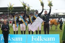 Åby Ridklubb vann Folksam Elitallsvenska