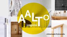 Aalto inspiroi -teemaan rakentumassa tuoteperhe