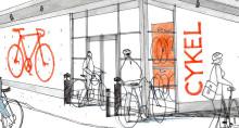 Nu bygger vi cykelgarage i centrum