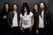 Slash og hans medsammensvorne slipper ny musikk