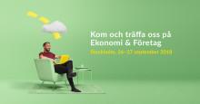 Besök Hogia på mässan Ekonomi & Företag