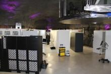 EC-fläktar ger stor energibesparing i Sveriges coolaste datahall