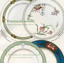 Rörstrands serviser i ny reviderad och utökad jubileumsutgåva