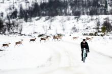 Klä dig rätt för vintercykling