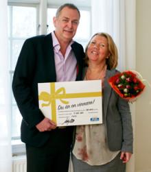 Mats från Stora Mellösa vann 1 miljon på lott från Miljonlotteriet!
