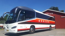 Scania leverer luksus liftbus til Adrians Turistfart