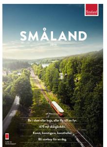 Småländska besöksguider nominerade till Svenska Publishingpriset