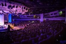 Bollywoodkonsert i Kongresshallen på Folkets Hus