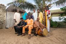 Kultförklarade Orchestra Baobab tillbaka