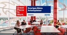 Tre är en av Sveriges bästa arbetsplatser