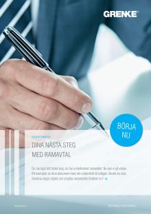 GRENKE Master Lease Agreement , Ramavtal Sverige.