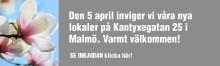 Hako Ground & Garden AB:s nya lokaler i Malmö!
