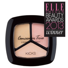 KICKS vinnare i ELLE Beauty Awards 2013!