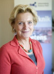 Iréne Svensson - ordförande i Chalmersska Ingenjörsföreningen (CING)