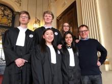 Studenten Rechtspraktijk winnen internationale pleitwedstrijd 'Moot Court'