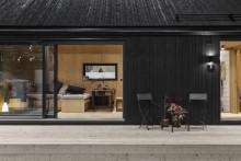 43 kvm Tidlös design när Sommarnöjen öppnar nytt hus på Nybygget