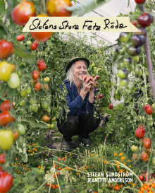 Inbjudan pressrelease för Stefan Sundströms bok - Stefans stora feta Röda