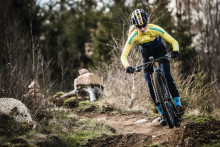 VM Mountainbike XCO och Downhill