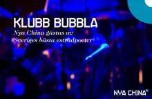 Klubb Bubbla inleder säsongen på Nya China