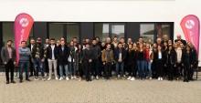 HdWM: Präsident Prof. Dr. Michael Nagy begrüßt 74 Erstsemester in sieben Studiengängen