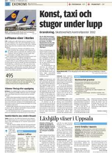 Läxhjälp växer i Uppsala