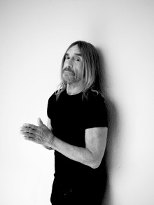 ​Iggy Pop will play Tinderbox