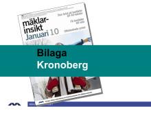 Mäklarinsikt januari 2010: Kronoberg