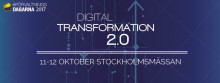 Snart dags för Digital Transformation 2.0