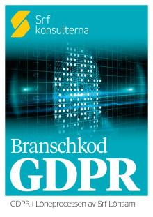 Branschkod GDPR – GDPR i Löneprocessen av Srf Lönsam