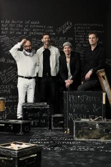 Docenterna på turné – lägger till tredje konsertdatum i Stockholm!