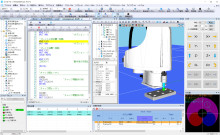 Yamaha Motor Launches Support Software for RCX3 Series Robot Controller    - New Functions Significantly Reduce Robot System Setup Time -