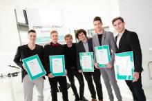 Hansgrohe Design Palkinnot 2016 myönnetty nuorille kansainvälisille designereille
