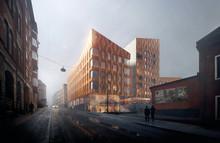 Utmanande byggprojekt i hjärtat av industristaden