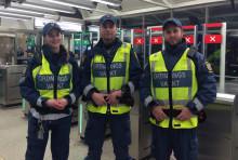 Nokas ansvarar för tryggheten på Citybanan