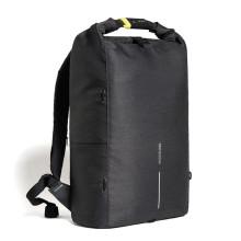 Stöldskyddad ryggsäck med kodlås!