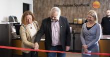 Nya banklokalerna i Nora invigda