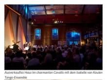 Rückblick: Benefiz-Konzert mit Isabelle van Keulen