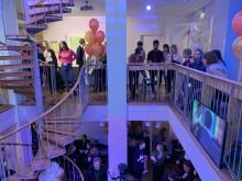 18 nya kunder till Berghs - när årets examensprojekt drar igång med 125 studenter