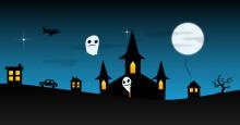 Spøkelseshotellene som passer til Halloween