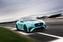 Jaguar I-PACE redo för race