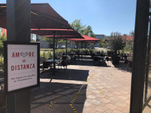 L'Osteria öffnet bundesweit ihre Restaurants - Strenge Sicherheits- und Hygieneauflagen