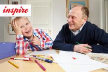 Isoisän 10 vinkkiä: Tee kuvakirja yhdessä lapsen kanssa