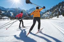 In der Spur – die schönsten Schweizer Loipen für Langläufer