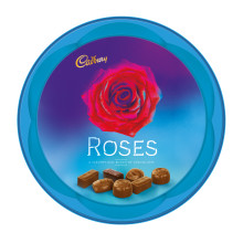 Cadbury Roses announces exciting re-launch for 2016
