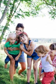 Årets Stora Nolia flirtar med barnfamiljerna och lovar ständiga överraskningar