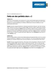 Bilaga till pressmeddelande om ARBESKO 342