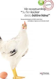 Sigtunas receptsamling på Ekologisk och KRAV-märkt höna