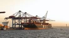 Göteborgs hamns godsvolymer – kvartalsrapport oktober 2018